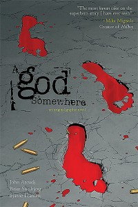 A god Somewhere - Cover