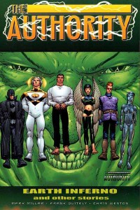 The Authority Vol 1: Earth Inferno and Other Stories