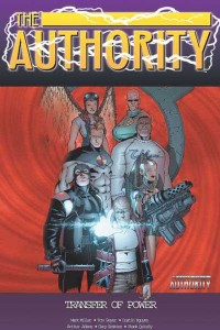 The Authority Vol 1: Transfer of Power