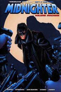 Midnighter Vol 1 - Killing Machine