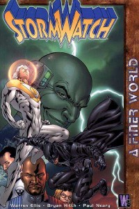 Stormwatch - A Finer World
