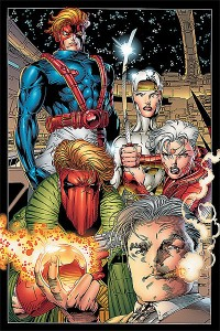 James Robinson Complete - WildC.A.T.S.