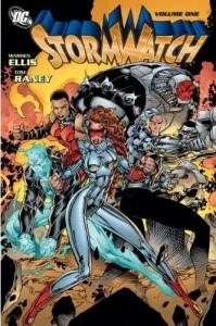 Stormwatch Volume 1 Hardcover 2012