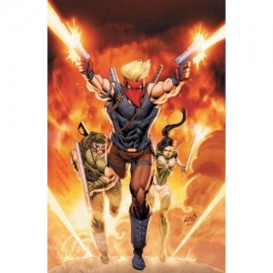 Grifter Vol 2 - The New 52
