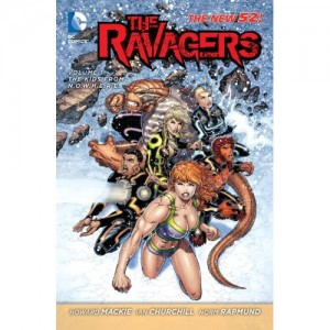 Ravagers Vol 1 - The New 52