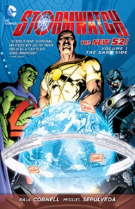 Stormwatch Vol1 The New 52