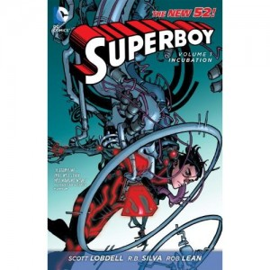Superboy Vol 1 - The New 52