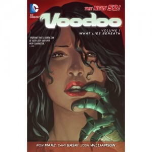 Voodoo Vol 1 - The New 52