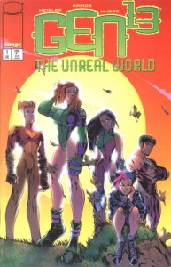 Gen 13 The Unreal World (1996)