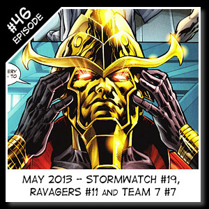 Wildstorm Addiction Podcast - Episode 46