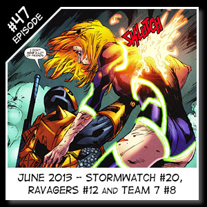 Wildstorm Addiction Podcast - Episode 47