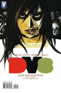 Dv8: Gods and Monsters #2 - Cover